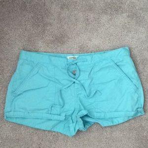 Express drawstring shorts